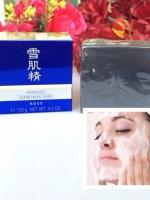 พร้อมส่ง Kose Sekkisei Clear Facial Soap 120g