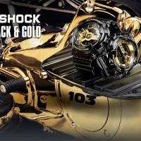 G-SHOCK ดิจิตอล+อะนาล็อก