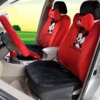 ชุดคลุมเบาะรถยนต์ลายการ์ตูน Mickey Mouse