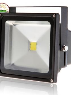 สปอร์ตไลท์ LED 30 w มอก. ( แสงสีขาว )