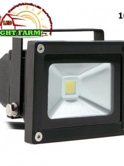 สปอร์ตไลท์ LED 10 w มอก. ( แสงสีขาว )