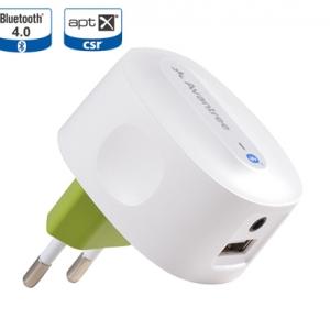 Bluetooth Music Receiver Avantree AVT-617รับสัญญาณบลูทู ไปใช้กับเครื่องเสียง