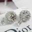 พร้อมส่ง Tribales Dior Earring ต่างหูตุ้มเพชรงานจิวจาก Dior thumbnail 3