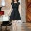 Furbelow Black Lady Dress thumbnail 1