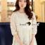 เสื้อผ้าเกาหลี พร้อมส่งเสื้อทรงสวยหวานสไตล์สาวเกาหลี thumbnail 12