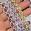 พร้อมส่ง Diamond Bracelet สร้อยข้อมือเพชรงานเกรดไฮเอน thumbnail 3