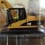 โมเดลรถก่อสร้าง CAT 320D L สเกล 1:50 by DIECAST MASTERS thumbnail 11