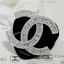 พร้อมส่ง Chanel Brooch เข็มกลัดชาแนลงานเพชร CZ แท้ thumbnail 4
