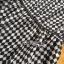 ชุดเดรสเกาหลี พร้อมส่งเดรสยาวผ้าชีฟองพิมพ์ลายตารางสีขาว-ดำ thumbnail 10