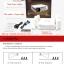 โปรเจคเตอร์ 3D Android-Wifi สว่างมากถึง 3500 ลูเมนความละเอียดสูง 4000:1HD รุ่น MV350 thumbnail 12