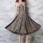 ชุดเดรสเกาหลี พร้อมส่งJohana Luxury Lace Dress thumbnail 5