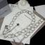 พร้อมส่ง Christian Dior Necklace & Bracelet thumbnail 5