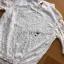 เสื้อผ้าเกาหลี พร้อมส่ง เสื้อลูกไม้สีขาวผ้านิ่มใส่สบาย thumbnail 20