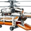 LEGO Technic 42052 Heavy Lift Helicopter thumbnail 3