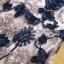 ชุดเดรสเกาหลี พร้อมส่งเดรสผ้าทูลเลปักดอกไม้โทนสีครีมน้ำเงิน thumbnail 13