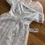 ชุดเดรสเกาหลี พร้อมส่งมินิเดรสผ้าชีฟองและทูลเลปักเลื่อมสไตล์เจ้าหญิง thumbnail 9