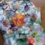 ชุดเดรสเกาหลี พร้อมส่งเดรสยาวผ้าซาตินพิมพ์และปักลายดอกไม้ thumbnail 10