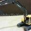 โมเดลรถก่อสร้าง VOLVO EC210B 2013 Hydraulic Excavators 1:35 thumbnail 5