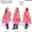 เสื้อผ้าเกาหลีพร้อมส่ง เสื้อกันฝนญี่ปุ่น เนื้อผ้าโพลีเอสเตอร์เคลือบteflon thumbnail 2