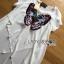 เสื้อผ้าเกาหลี พร้อมส่งเสื้อตัวยาวผ้าชีฟองปักลายผีเสื้อ thumbnail 11