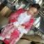 เสื้อผ้าเกาหลี พร้อมส่งผ้าคลุมไหล่ลายหอไอเฟล เนื้อผ้าสวยมาก thumbnail 3
