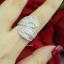 พร้อมส่ง Diamond Ring งานเพชร CZ แท้ thumbnail 7