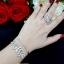 พร้อมส่ง Diamond Bangle & Ring เซตแหวน + กำไล thumbnail 1