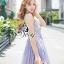 Alice Hollow lace Sleeveless Maxi Dress thumbnail 4