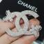 พร้อมส่ง Chanel Brooch & Earring เข็มกลัดและต่างหูเพชรชาแนล thumbnail 3