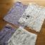 เสื้อผ้าเกาหลี พร้อมส่งเซ็ตเสื้อแขนกุดและกางเกงขาสั้นผ้าลูกไม้ thumbnail 10