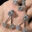 พร้อมส่ง APM Earring & Ring ต่างหู & แหวนงานแบรนด์ APM thumbnail 6