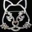 พร้อมส่ง diamond Chanel brooch &Earring เข็มกลัด/ต่างหู ชาแนล thumbnail 6