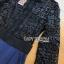 เสื้อผ้าเกาหลี พร้อมส่งจัมป์สูทขายาวผ้าลูกไม้สีดำและกางเกงสีน้ำเงิน thumbnail 13