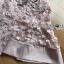 ชุดเดรสเกาหลี พร้อมส่งเดรสผ้าลูกไม้สีชมพูทรงแขนบานสไตล์สมาร์ทเฟมินีน thumbnail 12