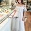 Carine Casual Chic Off-Shoulder Ruffle Maxi Dress thumbnail 5