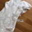 ชุดเดรสเกาหลี พร้อมส่งเดรสแขนกุดผ้าลูกไม้สีขาวตกแต่งระบายด้านข้าง thumbnail 10