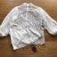 เสื้อผ้าเกาหลี พร้อมส่งเสื้อผ้าลูกไม้สีขาวสไตล์คลาสสิกสุดหวาน thumbnail 16