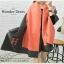 เสื้อผ้าเกาหลี พร้อมส่งผ้าคลุมไหล่แบรนด์ HERMESเนื้อผ้าสวยมาก thumbnail 4