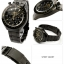 นาฬิกา SEIKO มดดำ Bullhead รมดำ-ทอง SCEB011 SPIRIT SMART II Watch Men Chronograph thumbnail 3