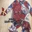 เสื้อผ้าแฟชั่นพร้อมส่ง เสื้อเชิ๊ตแขนยาวผ้าสวย ลายวิเทจสุดๆ thumbnail 9