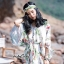 เสื้อผ้าเกาหลีพร้อมส่ง จั๊มสูท ทรงสวย คอวี thumbnail 7