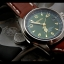 นาฬิกา Seiko Automatic สายหนังจระเข้ รุ่น (JDM) Made In Japan Alpinist Mechanical Watch SARB017 thumbnail 10