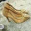 D&G lace รองเท้าคัชชูส้นสูง งานลูกไม้ thumbnail 4