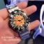 Seiko Monster Automatic รุ่น SRP315K2 นาฬิกาข้อมือผู้ชาย สีดำเงิน สายสแตนเลส thumbnail 8