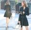 Martin Smart Elegance Suit Pleated Dress thumbnail 6
