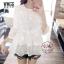 เสื้อผ้าเกาหลีพร้อมส่ง เสื้อเชิ้ตผ้าคอตตอนสไตส์เกาหลี thumbnail 3