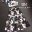 เสื้อผ้าเกาหลีพร้อมส่ง Set เซ้ทเสื้อและกางเกง เนื้อผ้าพิมพ์ลายทั้งตัว thumbnail 7