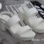 รองเท้าส้นเกาหลี งานสีขาว แบบขายดี พื้นนิ่มใส่สบาย thumbnail 4