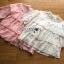 เสื้อผ้าเกาหลี พร้อมส่งเสื้อผ้าลูกไม้สีชมพูตกแต่งชั้นสไตล์วินเทจสุดหวาน thumbnail 11