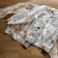 เสื้อผ้าเกาหลีพร้อมส่ง บอมเบอร์แจ็คเก็ตผ้าลูกไม้ลายดอกไม้ thumbnail 12